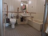 自立訓練のための部屋(バス・トイレ)