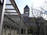 岐阜盲学校の象徴の塔