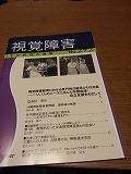 視覚障害-その研究と情報-NO292表紙の写真