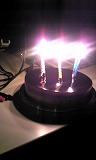 ロービジョン学習会のメンバーがケーキを用意してくれた