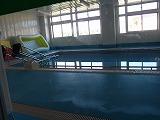 『写真』 リハビリテーションに効果的な水を使える室内プール