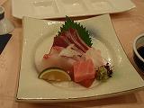 お刺身のお作り(高知の魚は美味しい)